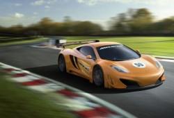 McLaren fabricará una versión GT3 del MP4-12C