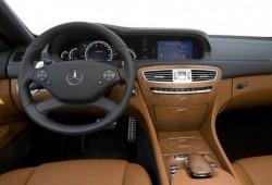 Mercedes Benz CL65 AMG 2011, primeras imágenes