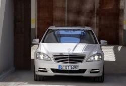 Mercedes Benz Clase S estrenaría motor en 2011