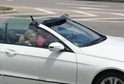 Mercedes Clase E 2010 Cabrio. Listo para su presentación
