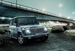 Mercedes Clase G 30 Aniversario.