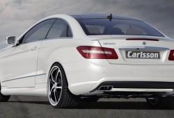 Mercedes E500 de 435 CV by Carlsson.