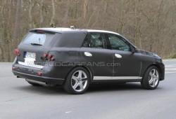 Mercedes ML AMG 2012, primeras fotos espías.
