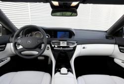 Mercedes presenta oficialmente los CL63 y CL65 AMG.
