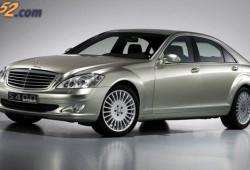 Mercedes S 400 BlueHYBRID: lujosa ecología