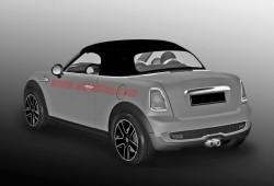 Mini Coupe y Roadster filtrados para patentamiento.
