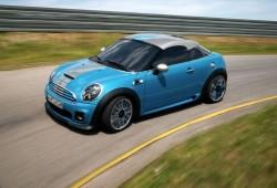 Mini presenta el Coupe Concept.