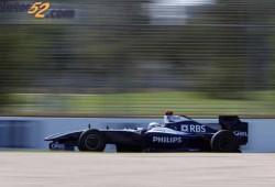 Nico Rosberg, otra vez en cabeza