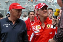 Niki Lauda: el reemplazante de Massa debe ser Schumacher