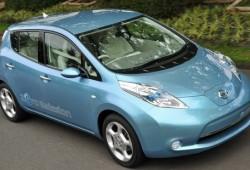 Nissan construirá el Leaf en Inglaterra.