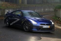 Nissan GT-R 2012 al descubierto