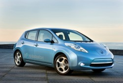 Nissan Leaf, familiar y eléctrico