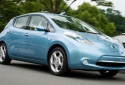 Nissan Leaf no da tregua al Chevrolet Volt
