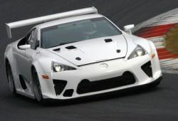 Noticia en desarrollo: Dos conductores de pruebas de Toyota mueren probando un Lexus LFA