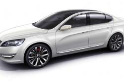 Nueva berlina para Kia, el VG Concept