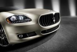 Nueva generación del Maserati Quattroporte tendría Start/Stop y motores más pequeños