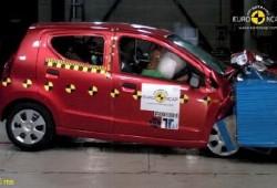 Nueva versión de la Euro NCAP vuelve a premiar a los mejores