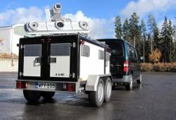 Nuevas cámaras de velocidad detectan uso del cinturon y nivel de emisiones