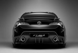 Nuevas fotos de estudio del Toyota FT-86 Sport Concept II