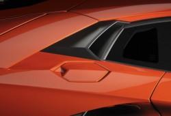 Nuevas fotos del Lamborghini Aventador