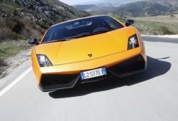Nuevas fotos del Lamborghini Superleggera.