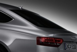 Nuevas imágenes del Audi A5 Sportback
