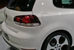 Nuevo Golf GTI, fotos en vivo.