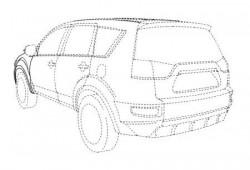 Nuevo Mitsubishi Outlander ya patentado para Europa