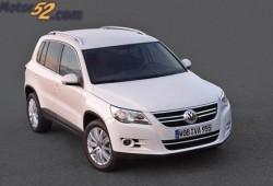 Nuevo motor para el Volkswagen Tiguan