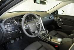 Nuevo Saab 9-5, al asalto de la Serie 5: fotos no oficiales