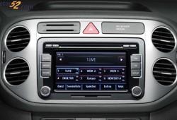 Nuevo sistema de navegación en el VW Golf