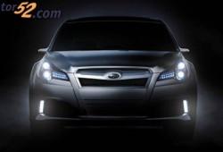 Nuevo Subaru Legacy Concept
