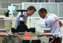 Nuevo vídeo publi Vodafone, con Button y Hamilton de protagonistas