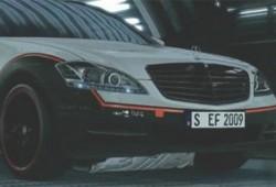 Nuevos desarrollos de Mercedes en seguridad.