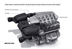 Nuevos motores de inyección directa y biturbo Mercedes Benz