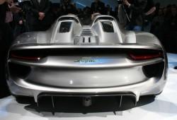 Oficial: Porsche 918 Spyder comienza su producción