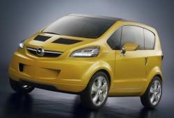 Opel confirma la fabricación de un city car.