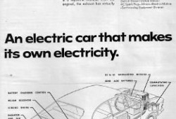 Opel Kadett Stir-Lec 1 1969, el primer coche eléctrico de GM