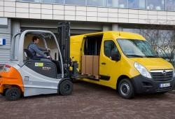 Opel presenta la segunda generación del Movano.
