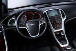 Opel revela el interior del nuevo Astra.