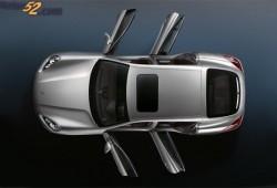 Panamera, un Porsche de cuatro puertas