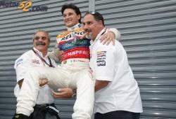 Pantano campeón de la GP2