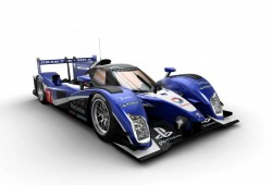 Peugeot presenta el 908 que competirá en Le Mans al mando de Marc Gené