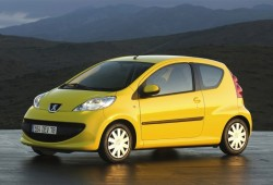Peugeot produce la unidad 500.000 del 107