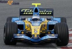 Piquet teme por su futuro en Renault