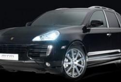 Porsche Cayanne diesel preparado por MTM.
