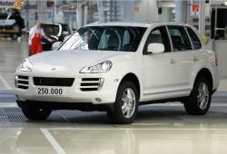 Porsche lanzará en España una edición limitada del Cayenne GTS