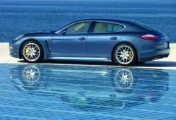 Porsche presentará el Panamera S Híbrido en 2011.