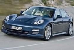 Porsche produce 25.000 unidades del Panamera.