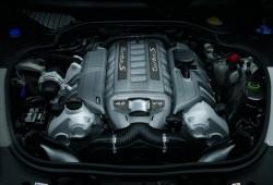 Porsche revela finalmente al Panamera Turbo S, el más poderoso de la gama